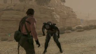 MGSV: Phantom Limbs (Skulls defeated with CQC only, No Hits Taken)