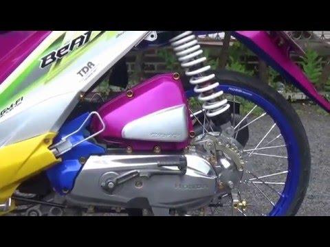 Honda Beat Modifikasi ala thailand looking