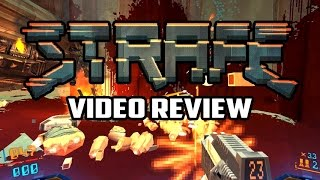 STRAFE PC Game Review/Impressions - We Waited Over 2 Years For This?