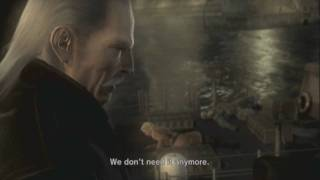 Metal Gear Solid 4 walkthrough 045 Liquid