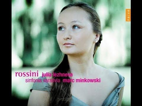 Julia Lezhneva / Rossini: opera arias