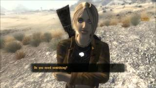 Let's Play Fallout: New Vegas Companion (Willow) part 1