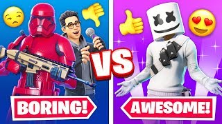 RANKING Top 10 Fortnite Live Events WORST TO BEST!