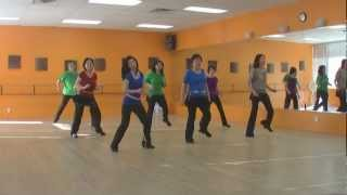 Whispering Your Name - Line Dance (Dance & Teach in English & 中文)