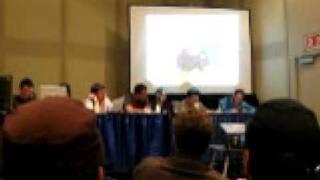 New York Comic Con 2009 - Twisted Toyfare Theatre Skit