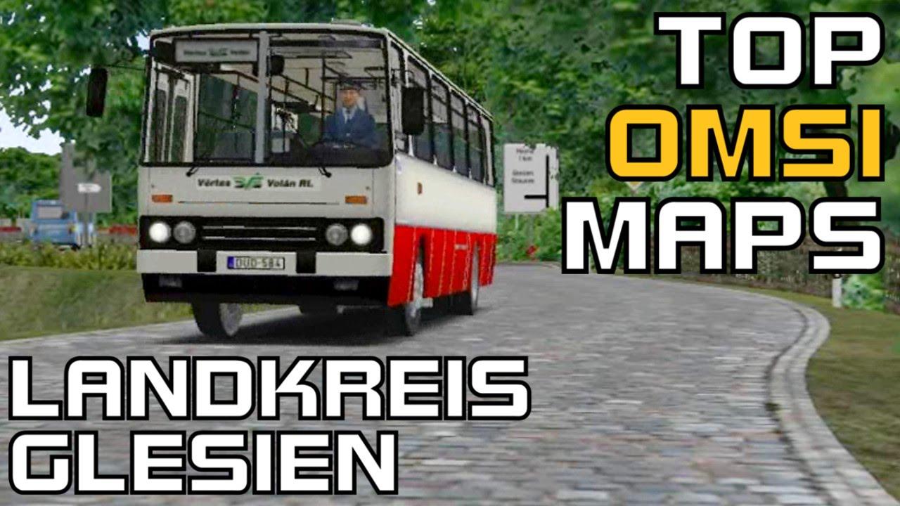 Top OMSI maps #1: Landkreis Glesien