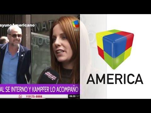 Agustina Kämpfer: Tengo un montón de motivos para acompañarlo