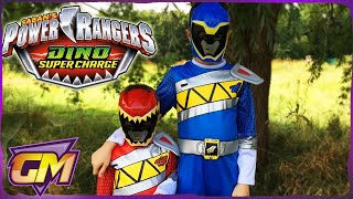 Power Rangers Dino Super Charge Kids Parody thumbnail