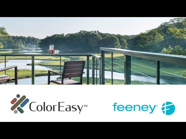 Bring your vision to life with ColorEasy from Feeney!