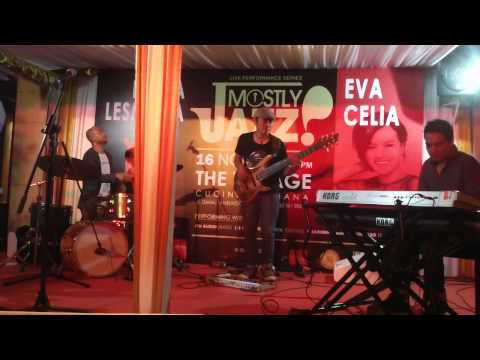 Maiden Voyage - by Indra Lesmana, Gustu Brahmanta (drums), Ito, Pramono