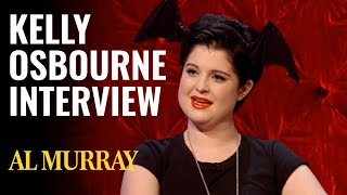 The Pub Landlord Meets Kelly Osbourne | FULL INTERVIEW | Al Murray's Happy Hour
