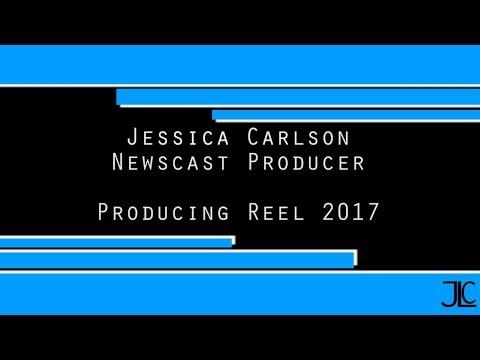 Jessica Carlson: Producing Reel 2017