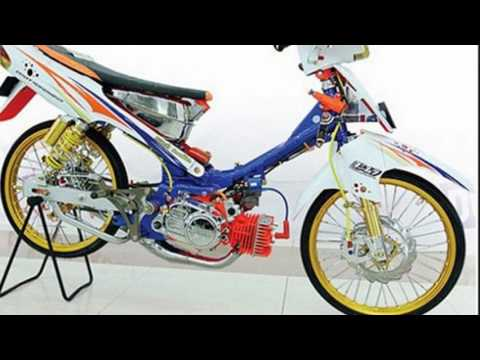 Inilah Gambar Modifikasi Motor Yamaha Fiz R Terkeren di Dunia