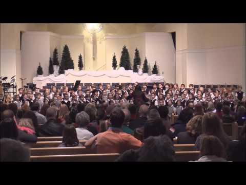 Highlands Latin School - Spring Meadows K 2 Christmas Cantata 2015