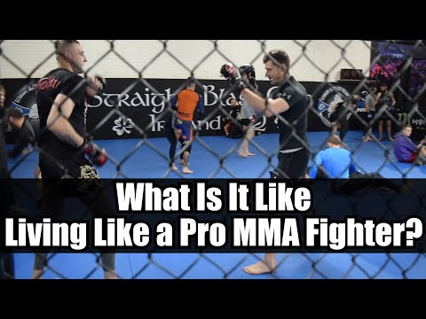 I Lived Like a Pro MMA Fighter For Three Months • Martial Arts Journey