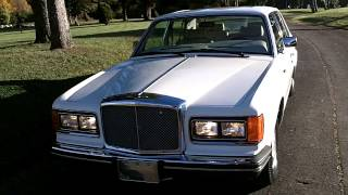 Bentley 8 1987 Videos
