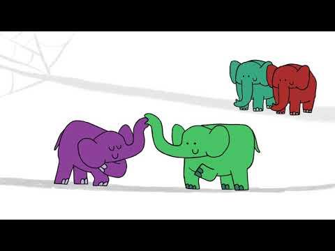 8. En elefant kom marcherende - Sangskattekisten
