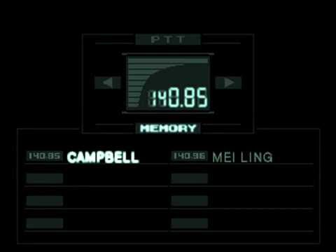 Metal Gear Solid (PlayStation) - The Cutting Room Floor