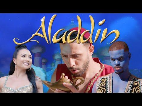 ALADDIN Parody by King Bach (ft Anwar, Ashley Nocera)