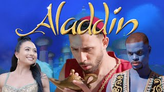 ALADDIN Parody by King Bach (ft Anwar, Ashley Nocera)