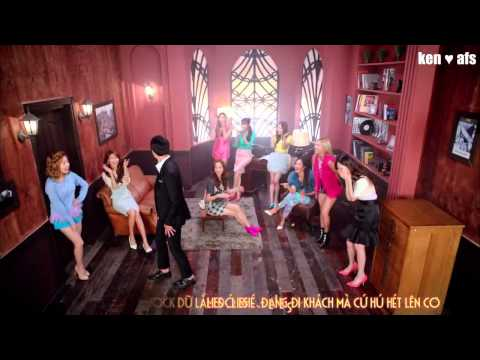 [Anti SNSD] My Oh My - SNSD (Vietsub) Travel Video