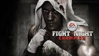Fight Night Champion Playthrough Part 1 (No Commentary)