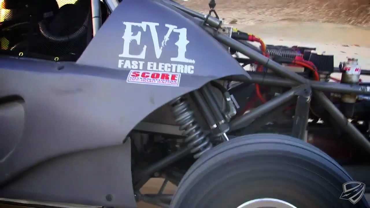 SRI EV1 Electric Off Road Racer - SRD - EV West - First ...