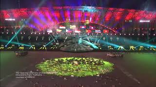 Gambar cover Opening Ceremony 2011 SEA GAMES INDONESIA part 4