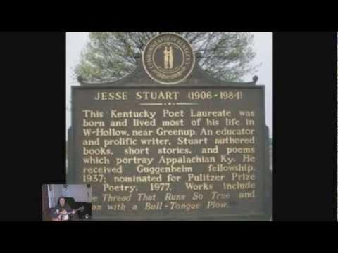 The Stars Will Shine Forever Over You (Jesse Stuart Poem) (original music)