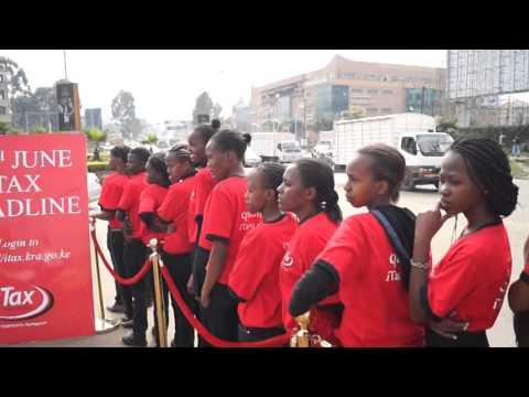 Kenya Revenue Authority choir iTax 2015