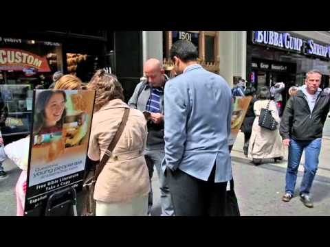 Pilot Project - Jehovah's Witnesses in Manhattan