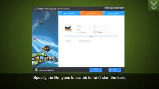 NTShare Photo Recovery  - Recover lost or deleted photos and other files  - Download Video Previews