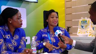 TERESA ASUKUO, COMMERCIALE A CANAL SOL GUINEE EQUATORIALE