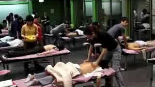 massage 幸福的經絡按摩課-背部篇(中國文化大學推廣教育部_專業經絡師培訓認證班)