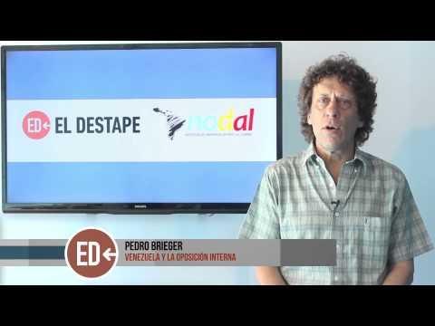 Venezuela y la oposición interna | El Destape