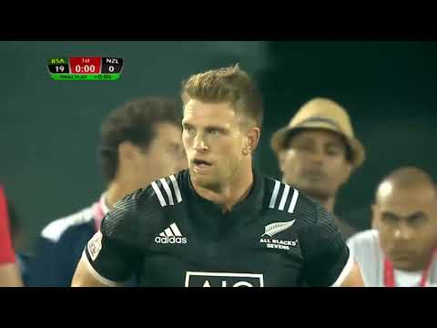 HSBC Dubai Sevens Cup Final 2017, NZ vs South Africa
