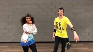 Colombiana- Chimbala / Zumba Con NAT ( Dance Video)