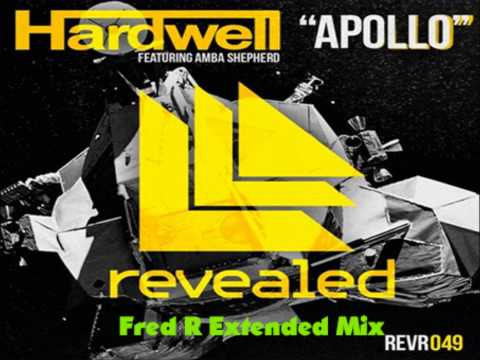 Hardwell - Apollo (Fred R Extended Mix)