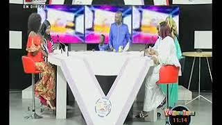 Mariane Siva Diop craque et fond en larmes