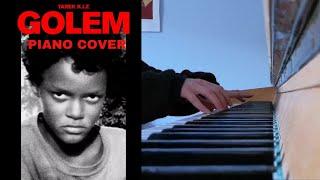 Tarek K.I.Z - Letzte Chance (PIANO COVER/improv)