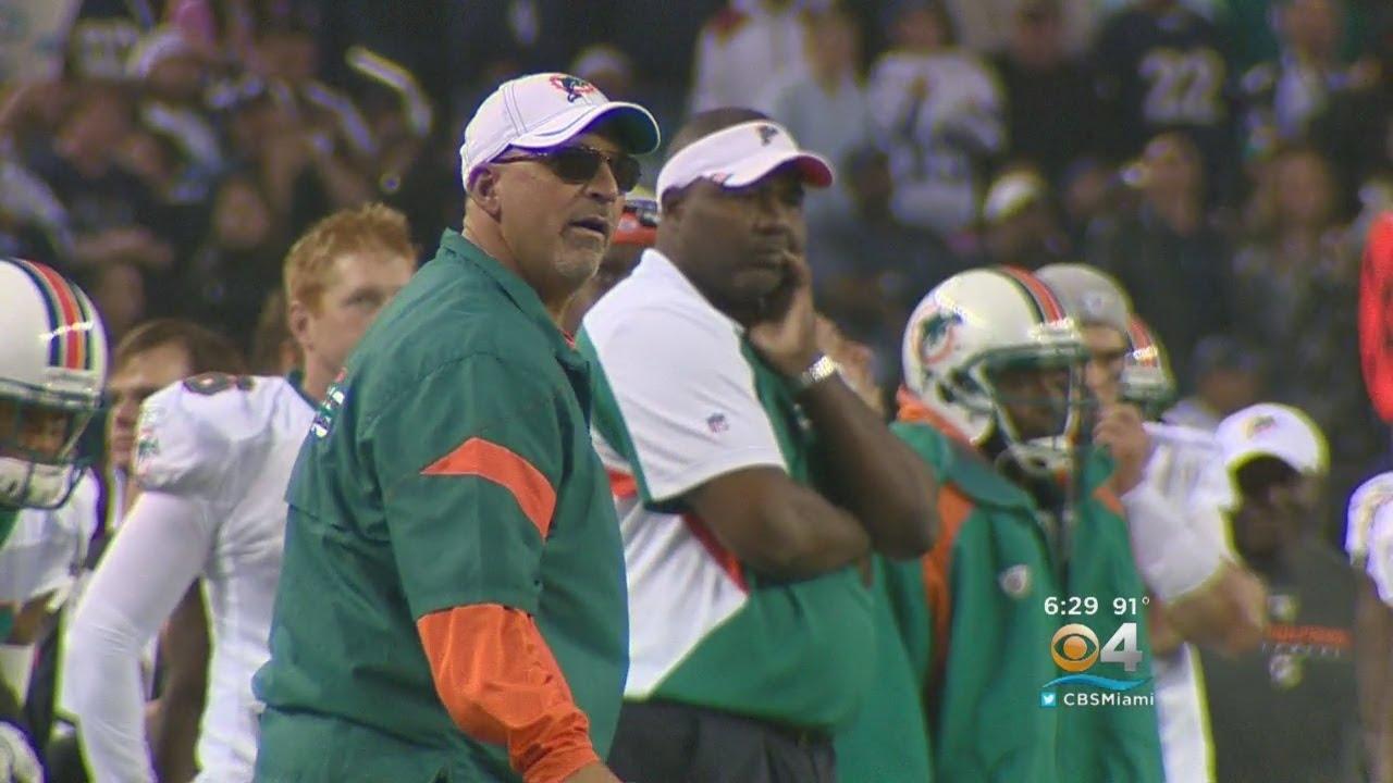 Former Miami Dolphins Head Coach Tony Sparano Dead At 56