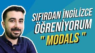 İngilizce Modals - Kipler Konu Anlatımı | Konuşarak Öğren İngilizce Öğrenme