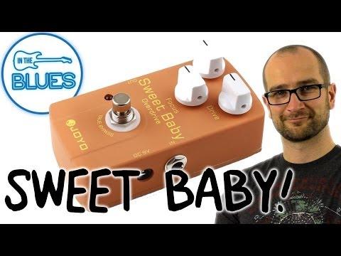 Joyo Sweet Baby Overdrive Pedal Demo