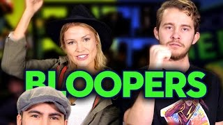 Star Wars Is Hard - It's Bloopers!