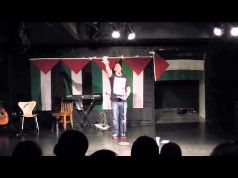 Princeton U's 1st Palestine Cultural Festival — Remi Kanazi