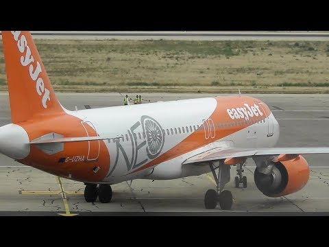 Plane Spotting at Malta Int'l Airport, MLA   22-05-18