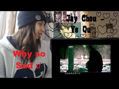 Jay Chou 周杰倫【夜曲 Ye Qu】 MV _ REACTION