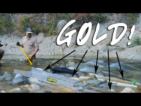 Epic Adventure Leads To AMAZING GOLD!! MUST SEE!!