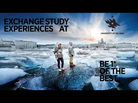 Exchange student experiences at the University of Helsinki