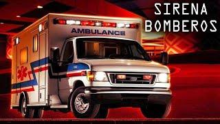 Sonido Sirena de bomberos - Alarma bomberos